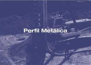 Perfil metálico