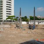 Estaca pré moldada de concreto armado